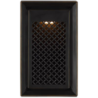 Feiss OL15100ANBZ-L1 Milton LED 10 inch Antique Bronze Outdoor Wall Lantern