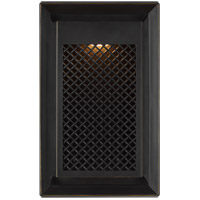 Feiss OL15101ANBZ-L1 Milton LED 13 inch Antique Bronze Outdoor Wall Lantern