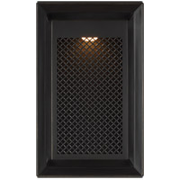 Feiss OL15103ANBZ-L1 Milton LED 16 inch Antique Bronze Outdoor Wall Lantern