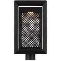 Feiss OL15107ANBZ-L1 Milton LED 19 inch Antique Bronze Outdoor Post Lantern