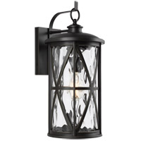 Feiss OL15202ANBZ Millbrooke 1 Light 19 inch Antique Bronze Outdoor Wall Lantern
