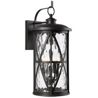Feiss OL15204ANBZ Millbrooke 4 Light 27 inch Antique Bronze Outdoor Wall Lantern