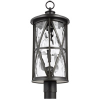 Feiss OL15207ANBZ Millbrooke 3 Light 25 inch Antique Bronze Outdoor Post Lantern