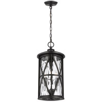 Feiss OL15209ANBZ Millbrooke 3 Light 10 inch Antique Bronze Outdoor Pendant