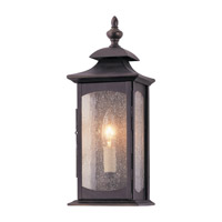 Feiss Market Square 1 Light Outdoor Wall Sconce in Oil Rubbed Bronze OL2600ORB