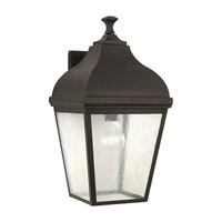 Feiss Terrace LED Outdoor Wall Lantern in Oil Rubbed Bronze OL4003ORB-LA