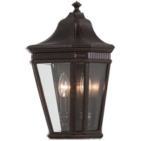Feiss Cotswold Lane LED Outdoor Wall Lantern in Grecian Bronze OL5403GBZ-LED