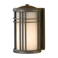 Feiss Colony Bay 1 Light Outdoor Wall Lantern in Oil Rubbed Bronze OL6700ORB photo thumbnail