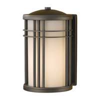 Feiss Colony Bay 1 Light Outdoor Wall Lantern in Oil Rubbed Bronze OL6701ORB photo thumbnail