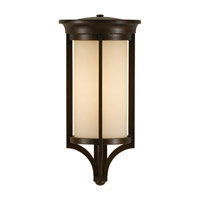Feiss Merrill LED Outdoor Wall Lantern in Heritage Bronze OL7504HTBZ-LA