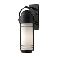 Feiss Carbondale 1 Light Outdoor Wall Sconce in Dark Chocolate OL8301DRC