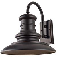 Feiss OL9004RSZ/T Redding Station 1 Light 16 inch Restoration Bronze Outdoor Wall Lantern
