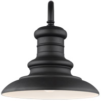 Feiss OL9004TXB Redding Station 1 Light 16 inch Textured Black Outdoor Wall Sconce alternative photo thumbnail