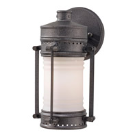 Feiss Dockyard 1 Light Outdoor Wall Sconce in Oil Can OL9100OLC photo thumbnail