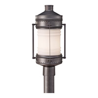 Feiss Dockyard 1 Light Post Lantern in Oil Can OL9107OLC photo thumbnail