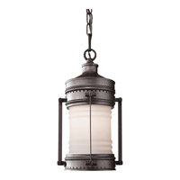 Feiss Dockyard 1 Light Outdoor Hanging Lantern in Oil Can OL9109OLC photo thumbnail