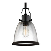 Feiss Hobson 1 Light Pendant in Oil Rubbed Bronze P1355ORB-F