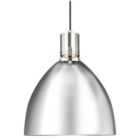 Brynne LED 17 inch Polished Nickel Pendant Ceiling Light