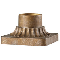 Pier Mounting 6 inch British Bronze Pier and Post Accessory