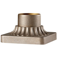 Pier Mounting 6 inch Corinthian Bronze Pier and Post Accessory