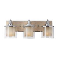 Feiss Belleaire 3 Light Vanity Strip in Chrome VS17103CH photo thumbnail