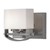 Feiss Bleeker Street 1 Light Vanity Strip in Brushed Steel VS18201-BS