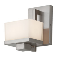 Feiss Tierney 1 Light Vanity Strip in Brushed Steel VS18301-BS photo thumbnail