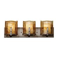 Feiss VS18903-RBZ Aris 3 Light 25 inch Roman Bronze Vanity Strip Wall Light