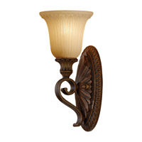 Feiss Francine 1 Light Vanity Strip in Firenze Gold VS19401-FG