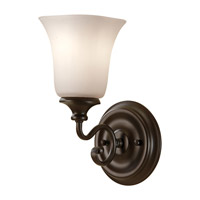Feiss Brook Haven 1 Light Vanity Strip in Oil Rubbed Bronze VS19601-ORB photo thumbnail