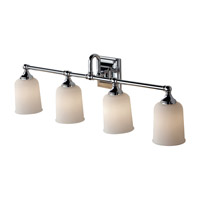 Glass Harvard Bathroom Vanity Lights