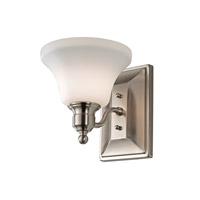 Feiss Cumberland 1 Light Vanity Strip in Brushed Steel VS31001-BS