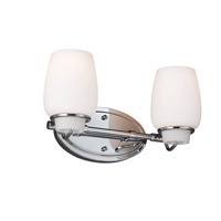 Feiss Colby 2 Light Vanity Strip in Chrome VS40002-CH