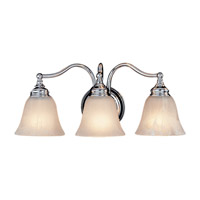 Feiss Bristol 3 Light Vanity Strip in Chrome VS6703-CH