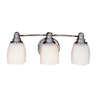 Feiss Bentley 3 Light Vanity Strip in Chrome VS7403-CH photo thumbnail