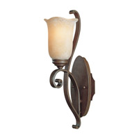 Tuscan Villa 1 Light 5 inch Corinthian Bronze Wall Sconce Wall Light