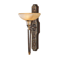 Feiss Medallion 1 Light Wall Bracket in Palladio WB1209PAL