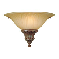 Stirling Castle 1 Light 13 inch British Bronze Wall Sconce Wall Light
