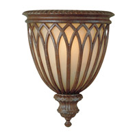 Stirling Castle 1 Light 11 inch British Bronze Wall Sconce Wall Light in Standard