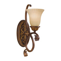 Feiss WB1280ATS Sonoma Valley 1 Light 6 inch aged Tortoise Shell Wall Sconce Wall Light photo thumbnail