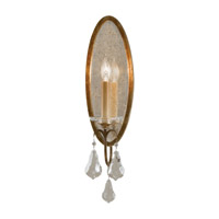Valentina 1 Light 5 inch Oxidized Bronze Wall Sconce Wall Light