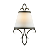 Feiss WB1486BK Peyton 1 Light 8 inch Black ADA Wall Sconce Wall Light