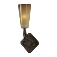 Feiss El Nido 1 Light Wall Bracket in Mocha Bronze WB1531MBZ