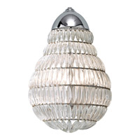 Wattson 1 Light 8 inch Chrome Wall Sconce Wall Light