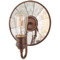 Feiss Urban Renewal 1 Light Wall Bracket in Astral Bronze WB1701ASTB-AL
