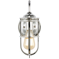 Feiss WB1703PN Urban Renewal 1 Light 6 inch Polished Nickel Wall Sconce Wall Light