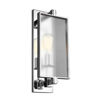 Feiss WB1843CH Dailey 1 Light 7 inch Chrome Vanity Light Wall Light