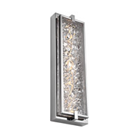 Feiss WB1866PST-L1 Erin LED 6 inch Polished Stainless Steel ADA Wall Sconce Wall Light