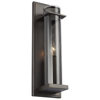 Silo 1 Light 5 inch Antique Bronze ADA Wall Sconce Wall Light
