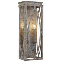 Feiss WB1884DA Patrice 6 inch Deep Abyss Wall Bath Fixture Wall Light